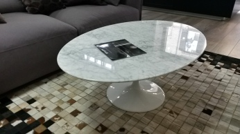 Tulip coffee table Alivar