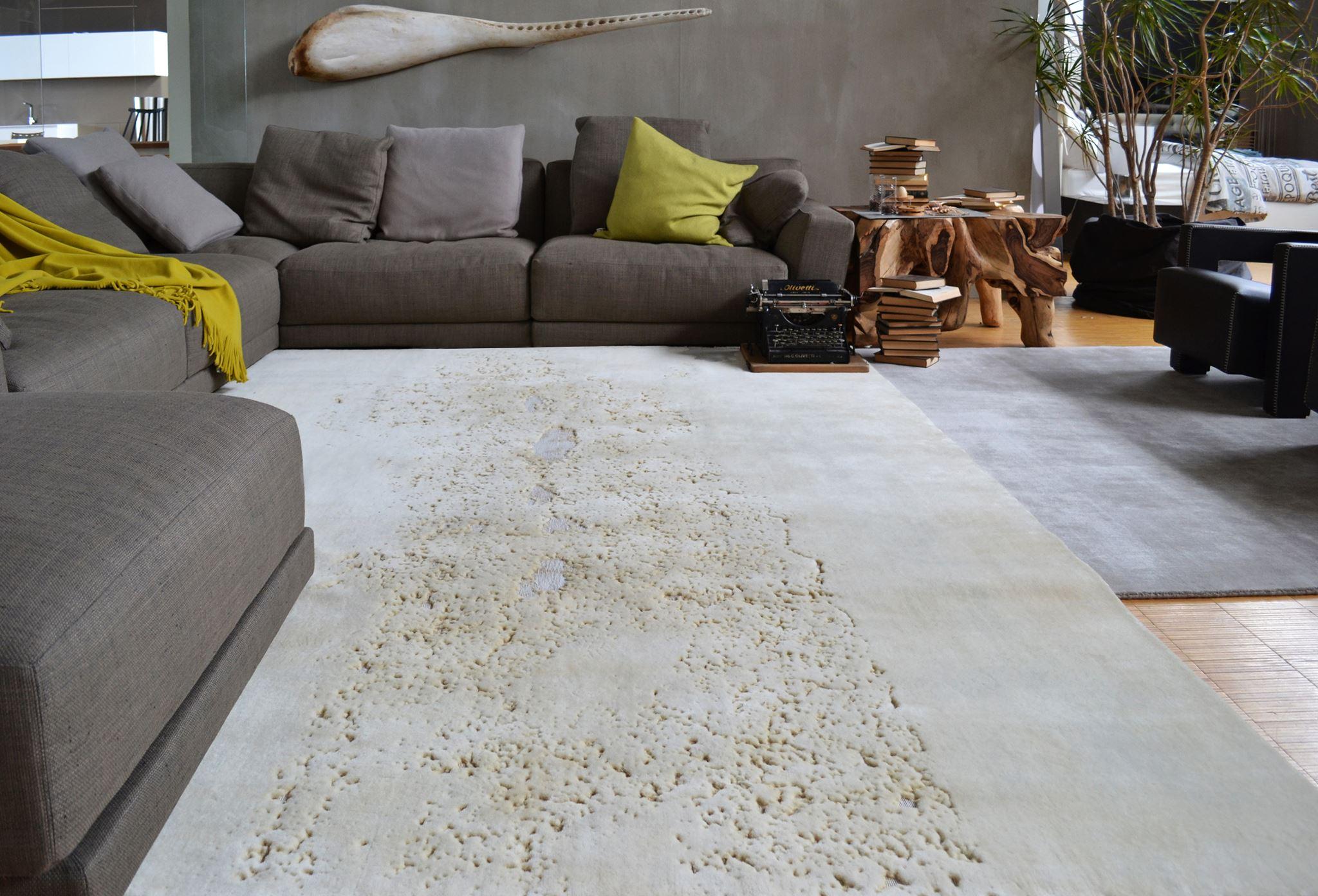 Affordable i graven sono tappeti di design dallo stile for Sartori tappeti